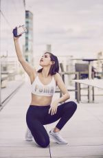 SELENA GOMEZ for Puma Ignite Flash Evoknit Colletion