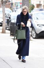 SELMA BLAIR Out and About in Los Angeles 03/16/2018