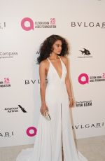 SHANINA SHAIK at Elton John Aids Foundation Academy Awards Viewing Party in Los Angeles 03/04/2018