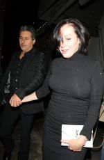 SHANNEN DOHERTY at Gracias Madre in West Hollywood 03/13/2018