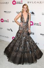 SHANTEL VANSANTEN at Elton John Aids Foundation Academy Awards Viewing Party in Los Angeles 03/04/2018