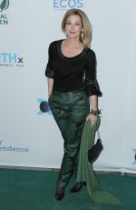 SHARON LAWRENCE at Global Green Pre-Oscars Party in Los Angeles 02/28/2018