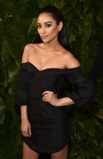 SHAY MITCHELL at 2018 A+E Network Upfront Party in New York 03/15/2018