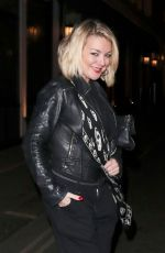 SHERIDAN SMITH Leaves Ivy Club in London 03/23/2018