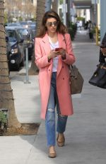SHIVA SAFAI Out Shopping in Beverly Hills 03/09/2018
