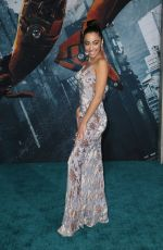 SHYRLEY RODRIGUEZ at Pacific Rim Uprising Premiere in Hollywood 03/21/2018