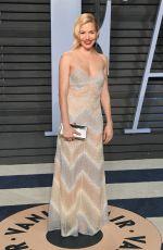 SIENNA MILLER at 2018 Vanity Fair Oscar Party in Beverly Hills 03/04/2018