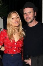 SIENNA MILLER at Metrograph 2nd Anniversary Party in New York 03/22/2018