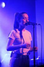 SIGRID Performing at Concorde 2 in Brighton 03/12/2018