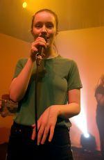 SIGRID Performs at Concert at Saint Luke