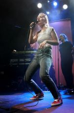 SIGRID Performs at Manchester Academy 03/24/2018