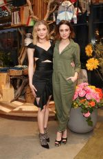 SKYLER SAMUELS at Milly Loves Fred Segal Pop-up Launch Party in Los Angeles 03/27/2018