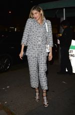 SOFIA BOUTELLA Arrives at Madeo Restaurant in Los Angeles 02/28/2018