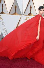 SOFIA CARSON at Oscar 2018 in Los Angeles 03/04/2018