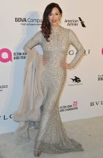 SOFIA MILOS at Roger Neal Style Hollywood Oscar Viewing Dinner 03/04/2018