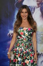 SOFIA VERGARA at Ready Player One Premiere in Los Angeles 03/26/2018