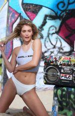 SOFIA VESPE in Bikini for 138 Water Photoshoot in Venice Beach 03/20/2018