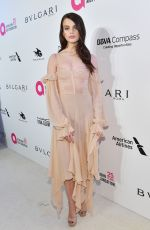 SONIA BEN AMMAR at Eton John Aids Foundation Academy Awards Viewing Party in Los Angeles 03/04/2018