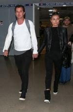 SOPHIA THOMALLA at Los Angeles International Airport 03/26/2018