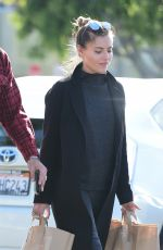 SOPHIA THOMALLA Out Shopping in Los Angeles 03/04/2018