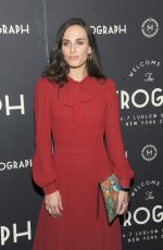 SOPHIE AUSTER at Metrograph 2nd Anniversary Party in New York 03/22/2018