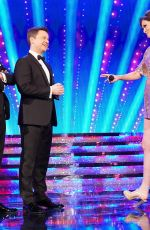 SOPHIE ELLIS-BEXTOR at Ant & Dec