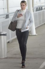 SOPHIE MONK at a Airport in Sydney 03/02/2018