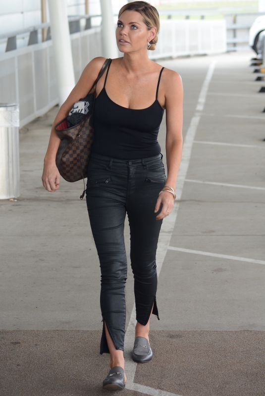 SOPHIE MONK at Airport in Sydney 03/16/2018