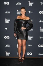 SOPHIE MONK at GQ Mens Fashion at Virgin Australia Melbourne Fashion Festival 03/09/2018