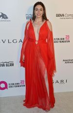 SOPHIE SIMMONS at Elton John Aids Foundation Academy Awards Viewing Party in Los Angeles 03/04/2018