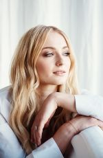 SOPHIE TURNER for Coveteur Magazine, March 2018