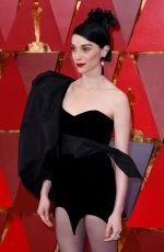 ST VINCENT at 90th Annual Academy Awards in Hollywood 03/04/2018