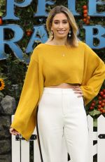 STACEY SOLOMON at Peter Rabbit Premiere in London 03/11/2018
