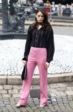 STACY MARTIN at Miu Miu Show at Paris Fashion Week 03/06/2018
