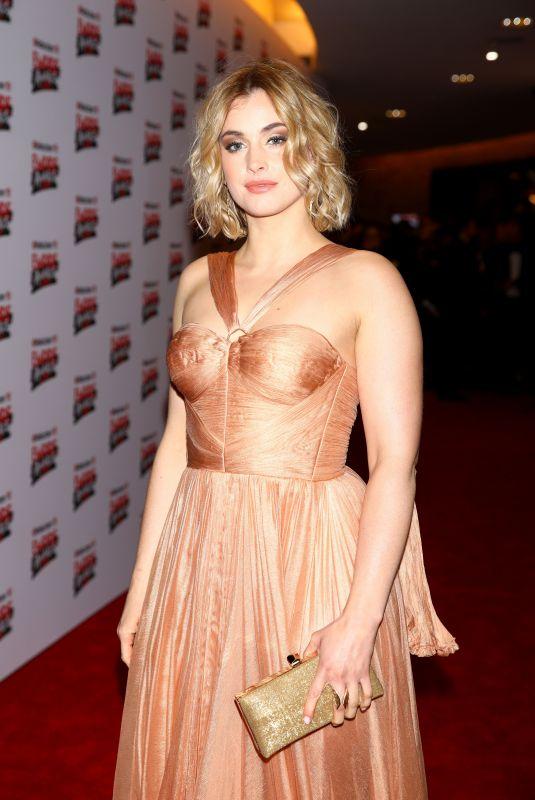 STEFANIE MARTINI at Empire Film Awards in London 03/18/2018