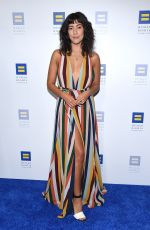 STEPHANIE BEATRIZ at Human Rights Campaign 2018 Los Angeles Gala Dinner 03/10/2018