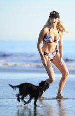 STEPHANIE PRATT in Bikini at a Beach in Malibu 03/22/2018