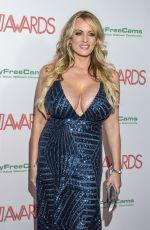 STORMY DANIELS at AVN Awards at Hard Rock Hotel & Casino in Las Vegas 03/26/2018