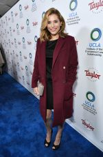 SUSIE ABROMEIT at Ucla's Institute of the Environment and Sustainability Gala in Los Angeles 03/22/2018