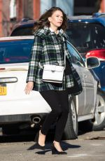 SUTTON FOSTER on the Set of Younger in New York 06/26/2018