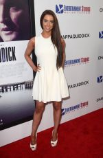 SYD WILDER at Chappaquiddick Premiere in Los Angeles 03/28/2018