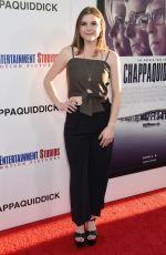 TABITHA BROWNSTONE at Chappaquiddick Premiere in Los Angeles 03/28/2018