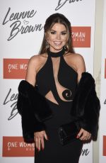 TANYA BARDSLEY at Leanne Brown Empowerment Ball in Gorton 03/03/2018