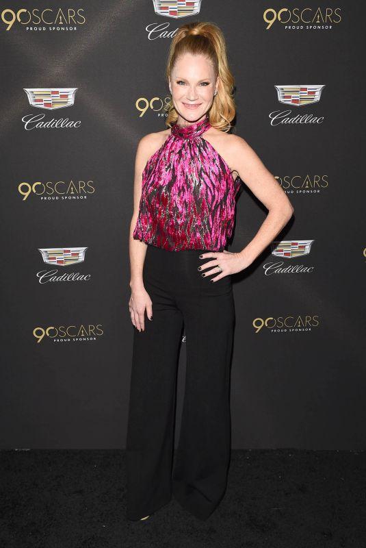 TARA BUCK at Cadillac Oscar Celebration in Los Angeles 03/01/2018