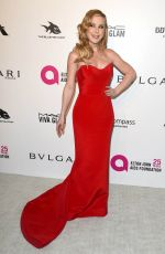 TARA LIPINSKI at Elton John Aids Foundation Academy Awards Viewing Party in Los Angeles 03/04/2018