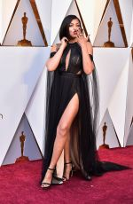 TARAJI P. HENSON at 90th Annual Academy Awards in Hollywood 03/04/2018