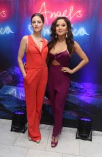 TAYLOR LOUDERMAN and ASHLEY PARK at Angels in America Opening Night in New York 03/25/2018