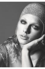 TAYLOR SWIFT in Vogue Magazine, January 2018