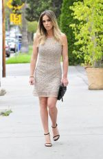TEDDI MELLENCAMP on the Set of a Photoshoot in Beverly Hills 03/21/2018