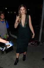 TIERA SKOVBYE at Avenue Nightclub in Hollywood 03/15/2018